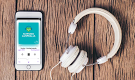 Nursing Australia podcast